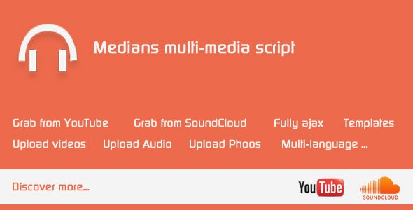 Medians multi media Marketplace - CodeCanyon Item for Sale