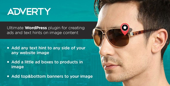 Adverty - Tags and Ads on Images - CodeCanyon Item for Sale