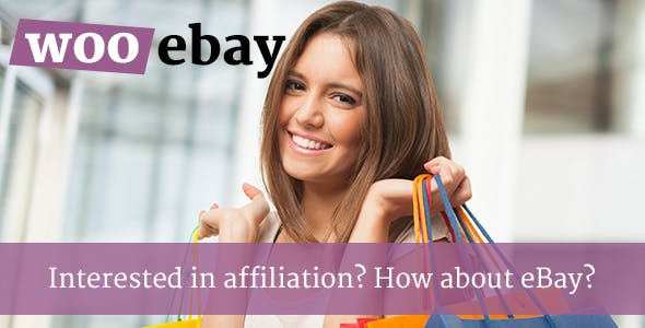 WooCommerce eBay Affiliates - Wordpress Plugin