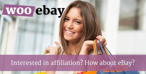 WooCommerce eBay Affiliates - Wordpress Plugin - CodeCanyon Item for Sale