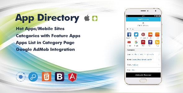 App Directory - Starter for your  Directory App - CodeCanyon Item for Sale