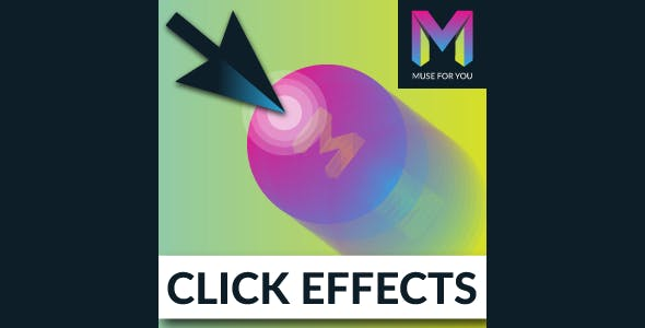 Click Effects Muse Widget by Muse For You