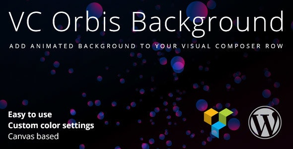 VC Orbis Background - CodeCanyon Item for Sale