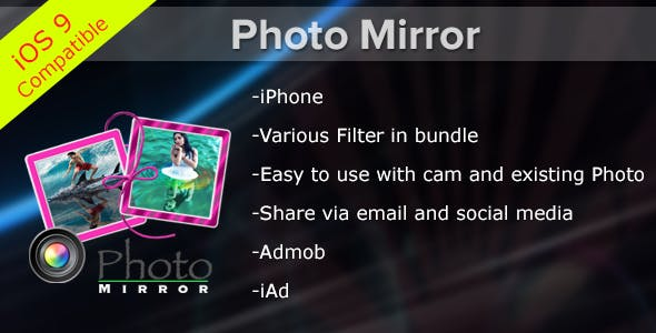 Photo Mirror Effects