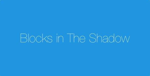Blocks In The Shadow - IOS 9 SpriteKit Swift Game