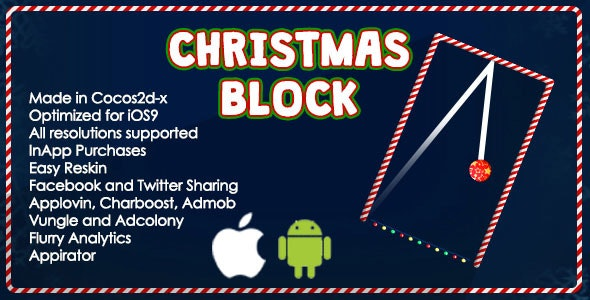 Christmas Block it - CodeCanyon Item for Sale