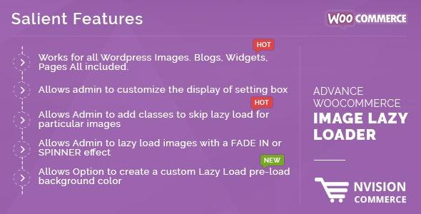 Advance WooCommerce Image Lazy Loader - CodeCanyon Item for Sale