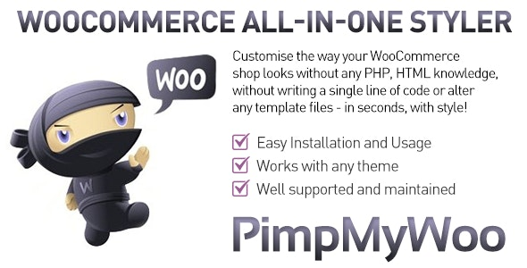 PimpMyWoo - Customize WooCommerce in style - CodeCanyon Item for Sale