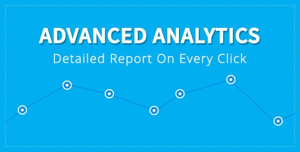 Advanced Analytics - Buttons X Add-on - CodeCanyon Item for Sale