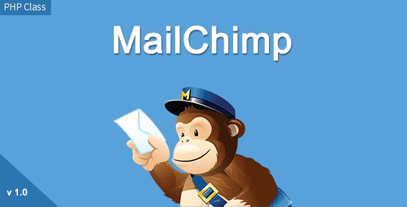 MailChimp Subscribe PHP Class Form - CodeCanyon Item for Sale