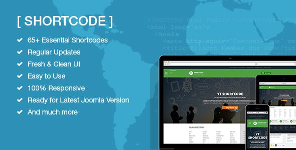 YT Shortcode - Ultimate Plugin for Joomla