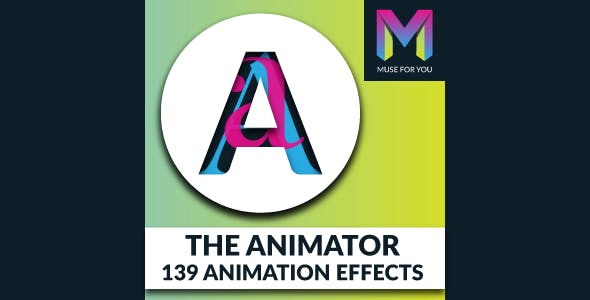 The Animator Widget by Muse For You