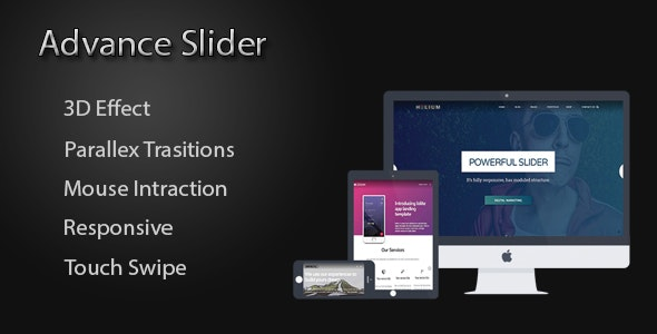 Layer - Advance Slider Extension - CodeCanyon Item for Sale