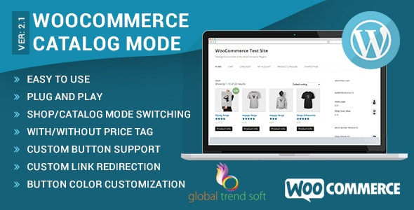 WooCommerce Catalog Mode - CodeCanyon Item for Sale