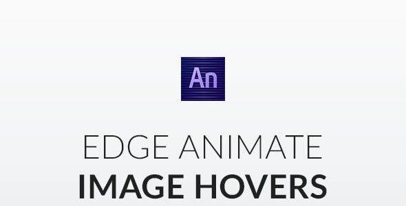 Edge Animate Image Hovers