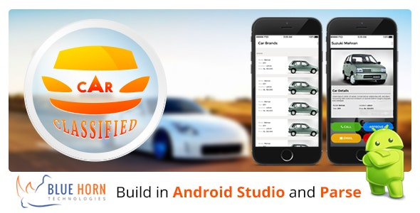 Car Classified android app - CodeCanyon Item for Sale