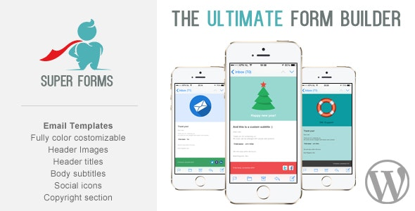 Super Forms - Email Templates Add-on - CodeCanyon Item for Sale