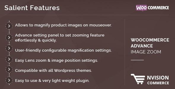 WooCommerce Advance Image Zoom - CodeCanyon Item for Sale