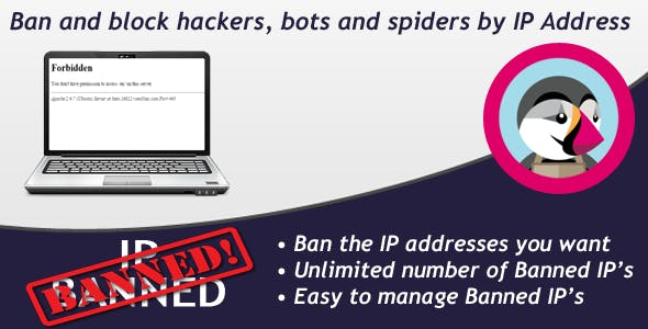 WebMaster Tools - IP Banned