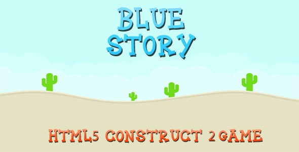 Blue Story - CodeCanyon Item for Sale