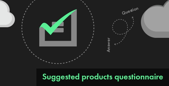 Product Suggested Questions - CodeCanyon Item for Sale