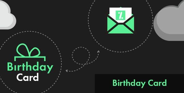 Birthday Mails