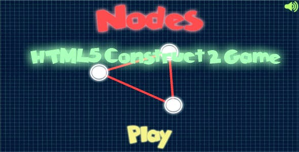 Nodes - HTML5 Mobile Game