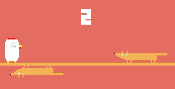 ChickLine - Html5 Game