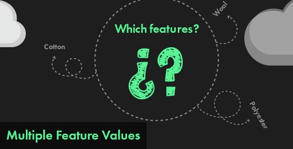 Multiple Feature Values - CodeCanyon Item for Sale