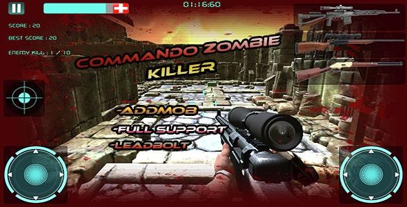 Zombie Killer Attack:Multi Guns