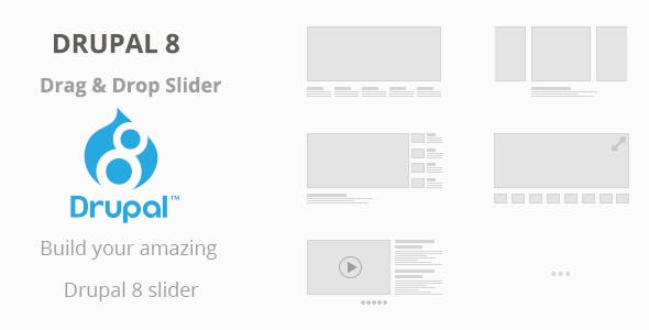 Drupal Drag Drop Slider