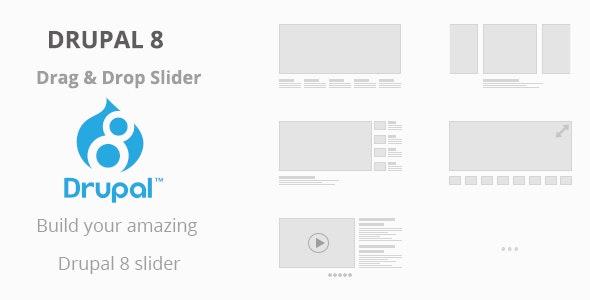 Drupal 8 Slider
