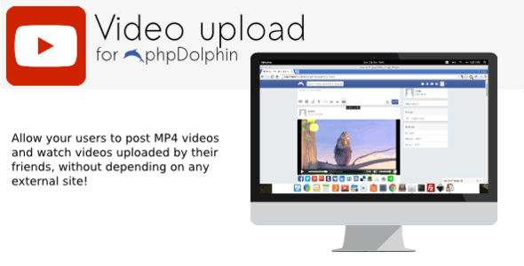 Video Upload plugin for phpDolphin - CodeCanyon Item for Sale
