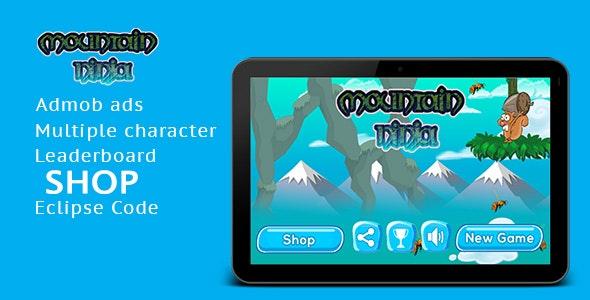 Mountain Ninja - CodeCanyon Item for Sale