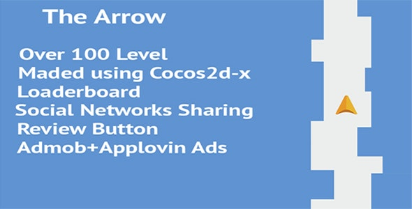 The Arrow - addictive game - CodeCanyon Item for Sale