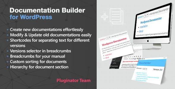 WordPress Documentation Builder