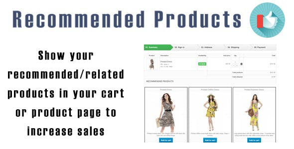 Prestashop Recommended-Products