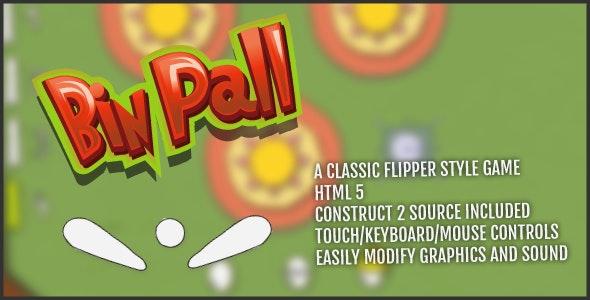 Bin Pall - CodeCanyon Item for Sale