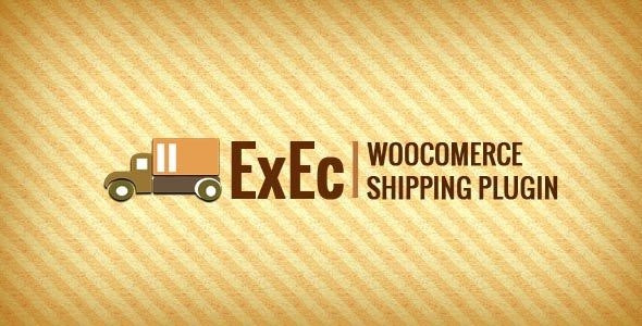 ExEc WooCommerce Shipping - CodeCanyon Item for Sale