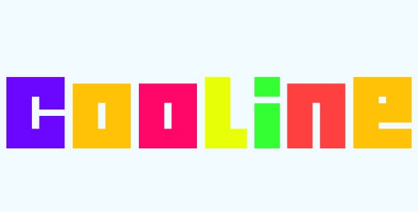 CooLine - Html5 Mobile Game Android & ios