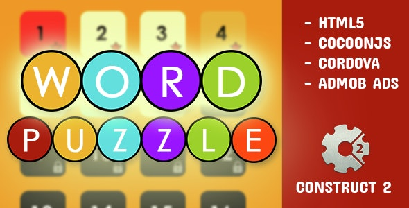 Word Puzzle - CodeCanyon Item for Sale