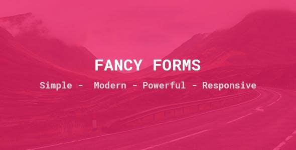 FancyForms - Modern & Responsive CSS Forms