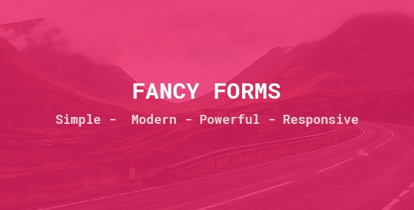 FancyForms - Modern & Responsive CSS Forms - CodeCanyon Item for Sale