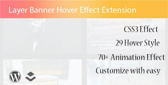 Layer - Banner Hover Effect Extension