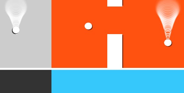 Flappy Dot - Html5 Mobile Game android & ios