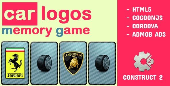 Car Logos Memory - CodeCanyon Item for Sale