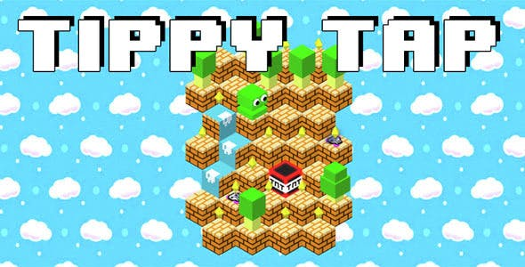 Tippy Tap - Arcade Game (with AdMob & Google Play Services)