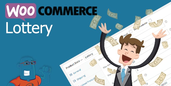 WooCommerce Lottery - WordPress Competitions and Lotteries - CodeCanyon Item for Sale