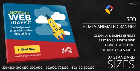 SEO - HTML5 Ad Banners