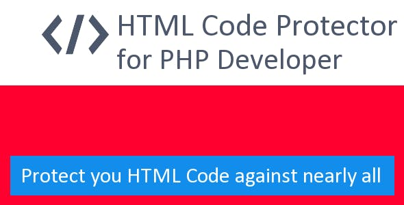 Minify HTML PHP Scripts from CodeCanyon